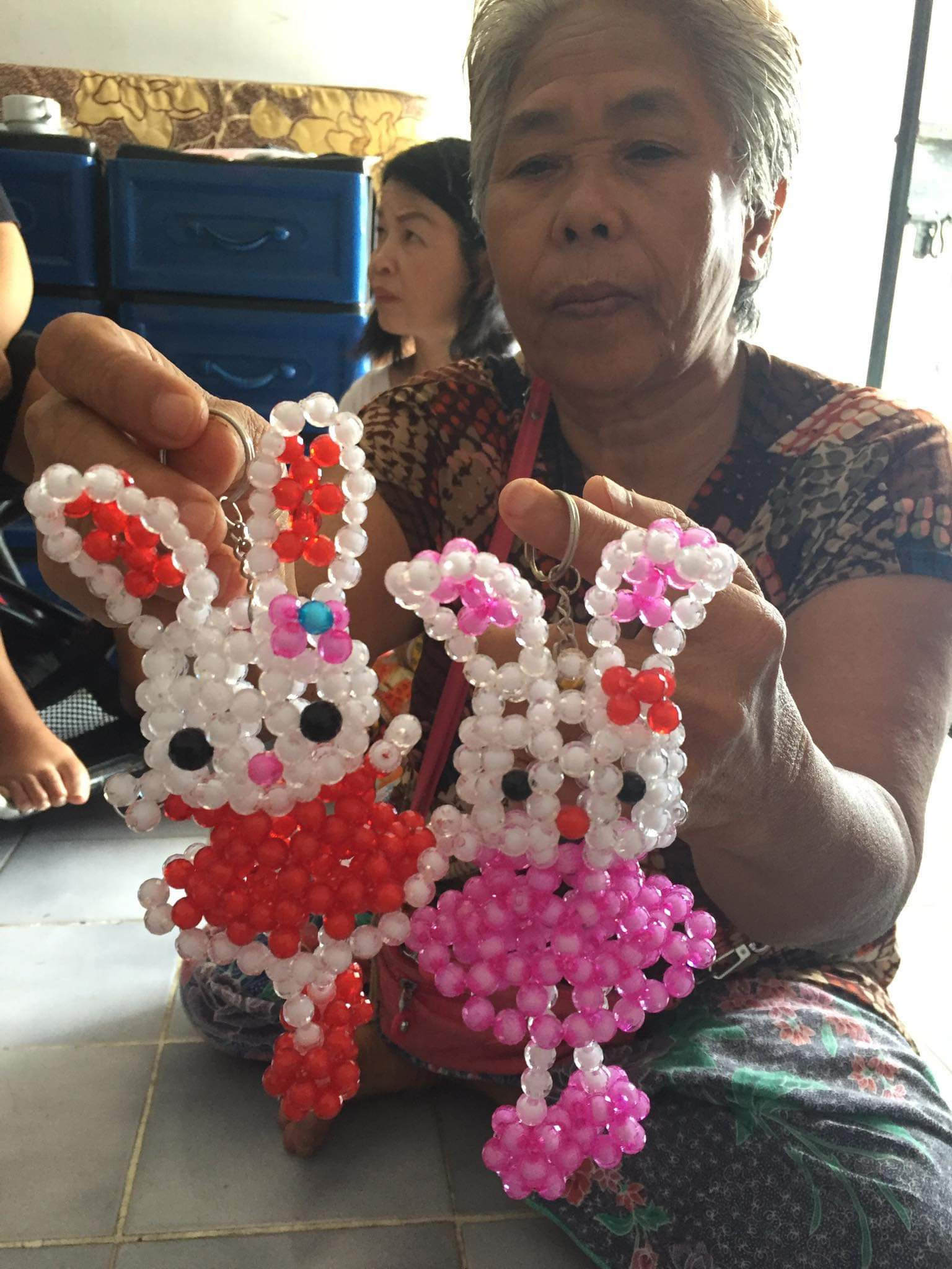 Monthly Appeal – Key chains for Mother's Day
